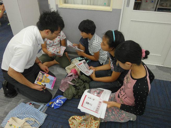 南里英語教室 音読発表会 2014 ③