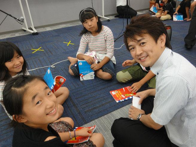 南里英語教室 音読発表会 2014 ④