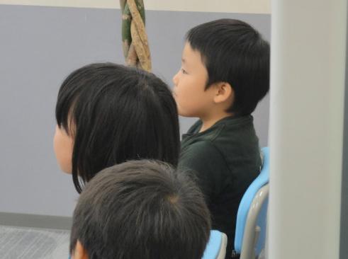 南里英語教室 音読発表会 2014 ⑦