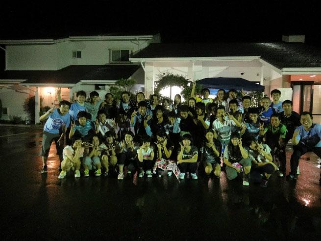 南里英語教室 BBQ 2014 ⑨