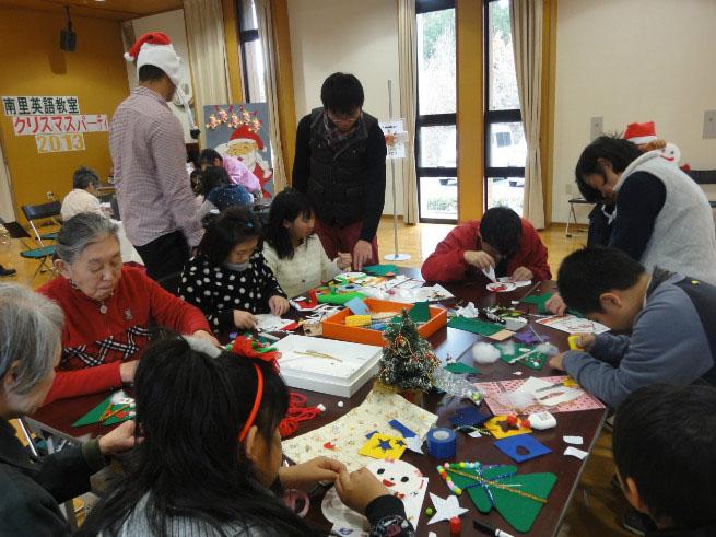 第9回 クリスマスパーティー in2013.12.14